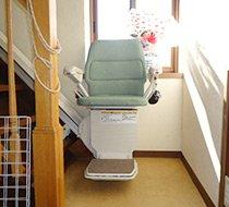 東京都西多摩郡/Y邸 屋内まっすぐ階段の設置事例