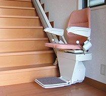 東京都練馬区/K邸 屋内まっすぐ階段の設置事例