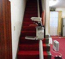 東京都江東区/M邸 屋内まっすぐ階段の設置事例