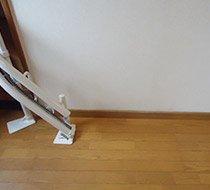 千葉県市川市/T邸 <p>屋内曲がり階段</p>の事例