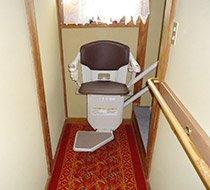 千葉県千葉市/O邸 屋内曲がり階段の設置事例