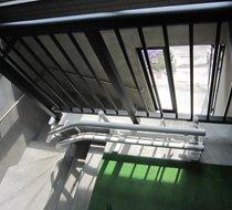 北海道札幌市/O邸 <p>屋内曲がり階段</p>の事例